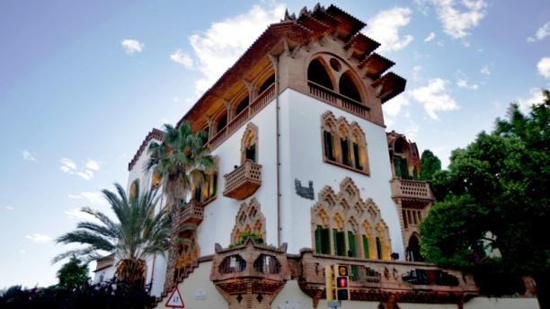 Asador de Aranda - Tibidabo Fachada