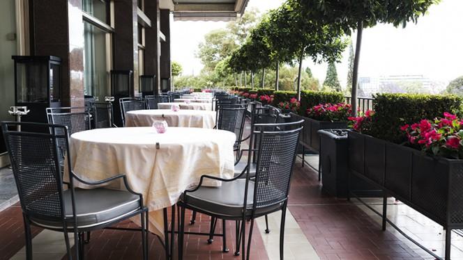 Esplanada - Varanda do Ritz, Lisboa