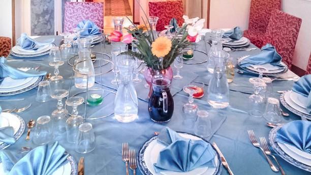 La Taverna dell'Artista tavolo imperiale