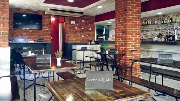 Somnia Café sala