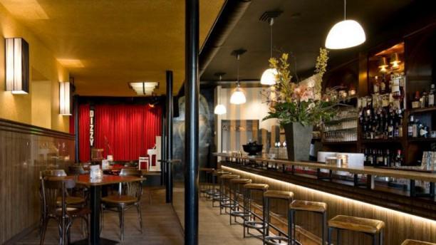 Dizzy Restaurantzaal