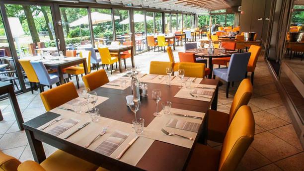 Restaurant De Warande Restaurantzaal