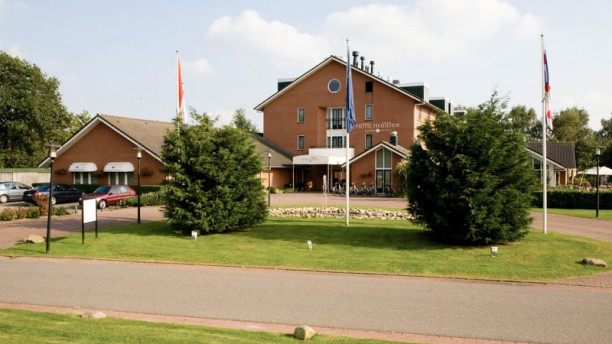 Fletcher Hotel-Restaurant Heidehof Ingang