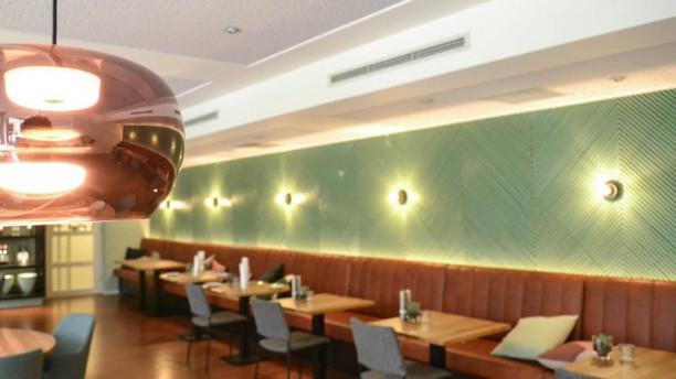 Leerhotel Het Klooster Sfeer impressie restaurant