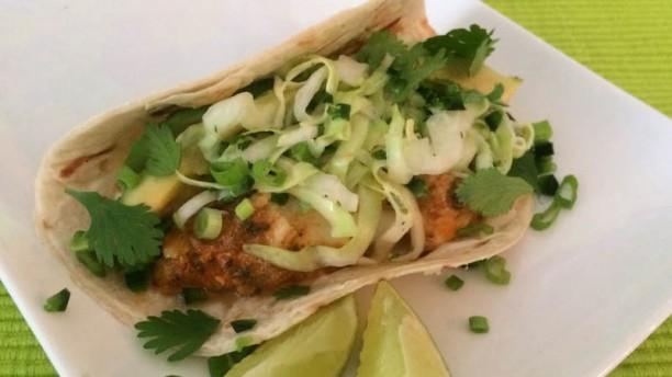 Beleef Smaak Mexicaanse taco met witvis