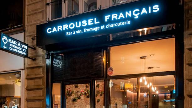 Carrousel Français Devanture
