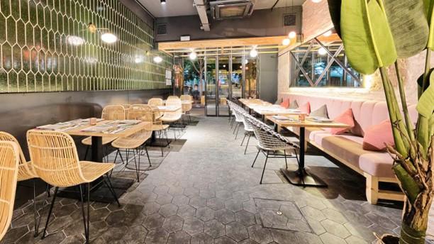 Bananna Food Concept Sala