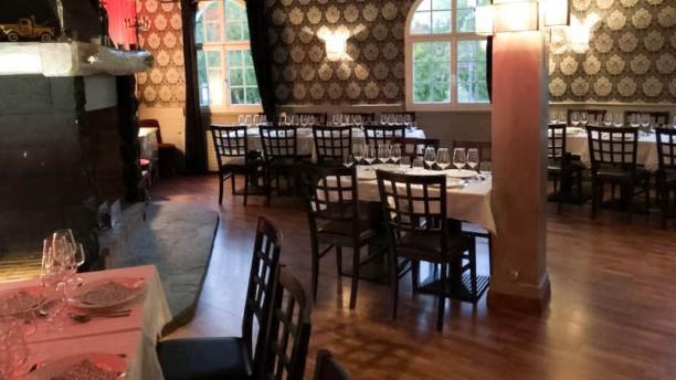 Kfe Lounge Vue de la salle