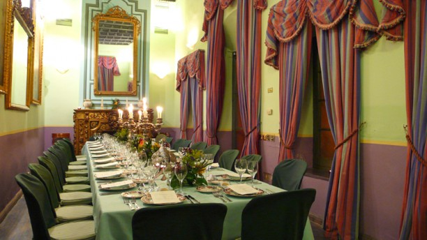 Gracia (Casa Palacio de Carmona) Salón Ajedrez