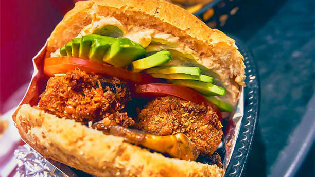 vg burger bar Sugerencia del chef