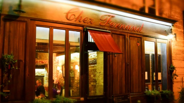 Chez Fernand exterieur