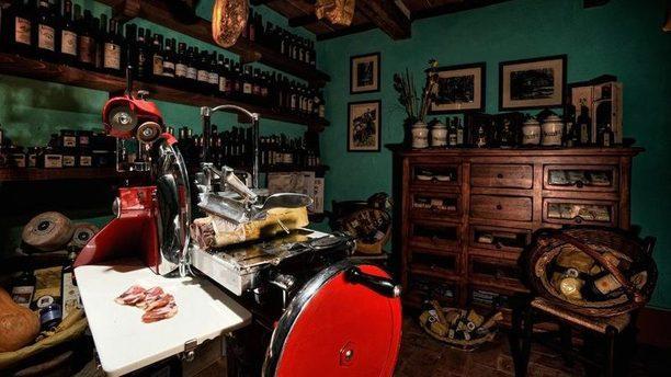 La Taverna del Pian delle Mura cucina mediterranea