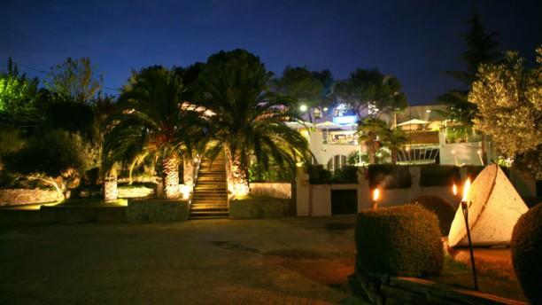 El Castellet Vista terraza