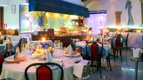 Montecristo Sala del ristorante