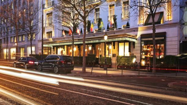 Le Bivouac Restaurant Hotel Napoleon Avenue Friedland