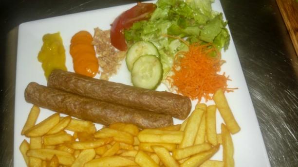 Restaurant La Chicorée FRICADELLES FRITES