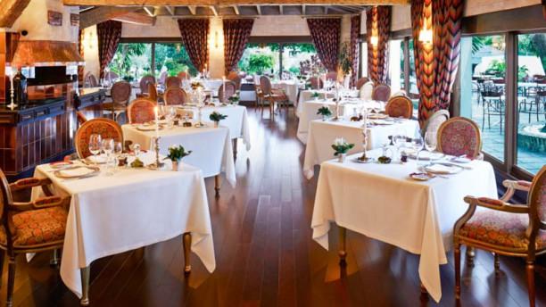 Marbella Club Grill Vista sala