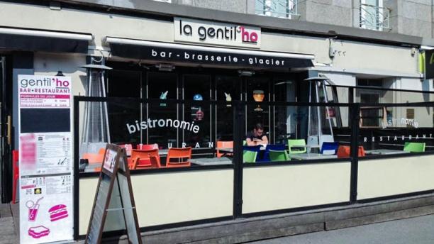 Bar Brasserie La Gentil'ho Devanture