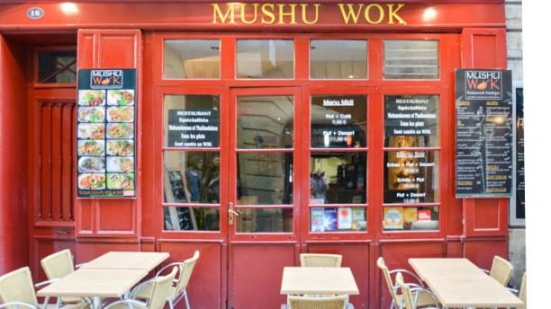 Mushu Wok La devanture