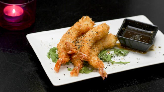 crevettes - Sushissimo Sushi & Salads, Cascais