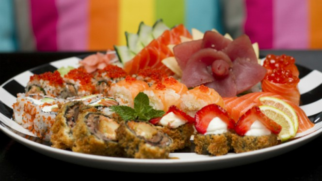 sushi - Sushissimo Sushi & Salads, Cascais