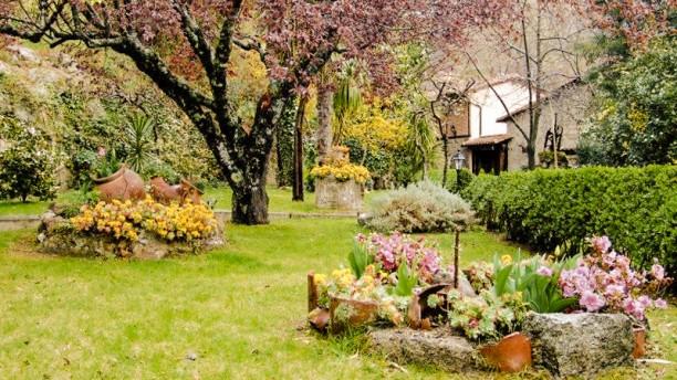 El Molino del Cubo Jardines