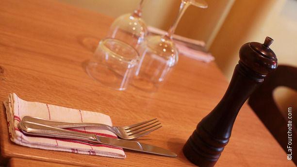 Le Petit Vatel Tables dressées