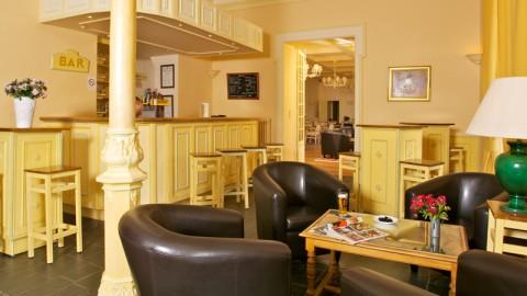 restaurant - Le Restaurant des Bains - Asperjoc