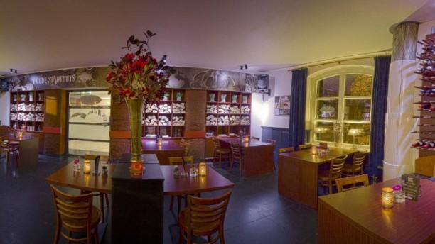 't Oude Stadthuys (Gorcums Museum) Het restaurant