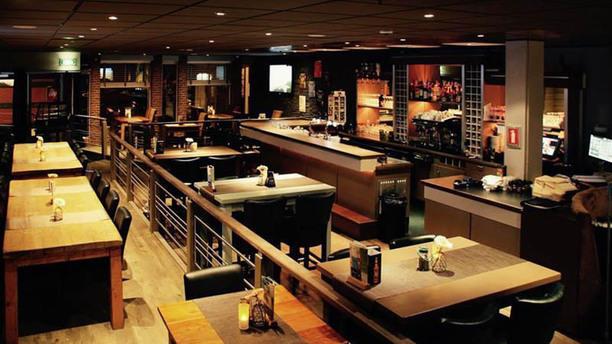 Restaurant Aan de Fonteyn Het restaurant