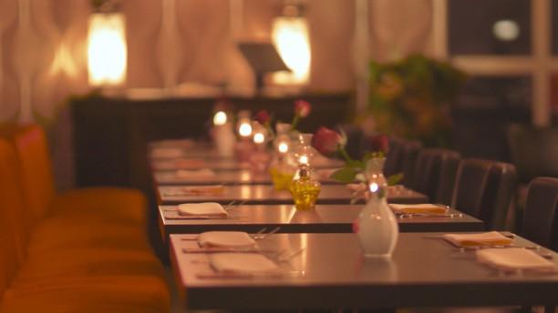 Pasja Restaurant & Brasserie Restaurantzaal