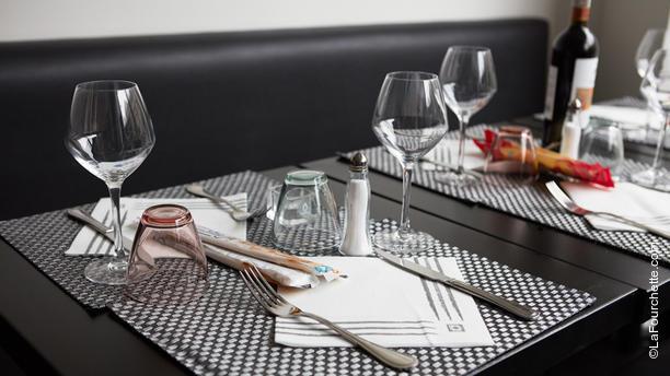 Trattoria Rocco Tables dressées