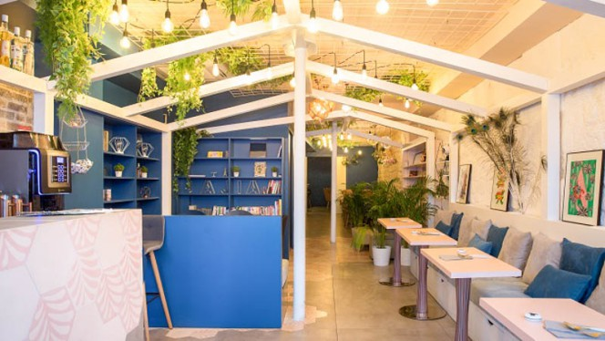 Chez Ajia - Restaurant - Paris