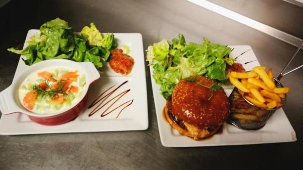Restaurant Les Halles Suggestion de plat