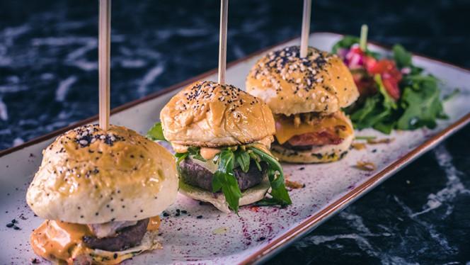 Sugerencia del chef - The Strad Club - Zaragoza, Zaragoza