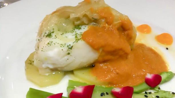 Arai Restaurante Sugerencia del chef