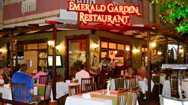 Emerald Garden Entrance