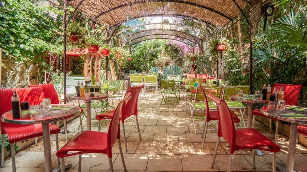 Pouce in marseille restaurant reviews menu and prices - Restaurant le jardin marseille ...
