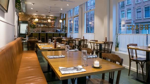 Pendergast Restaurantzaal