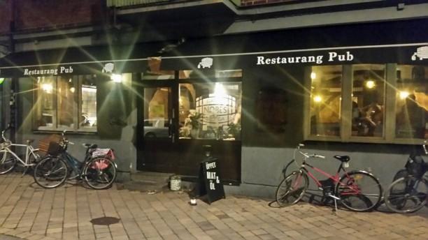 Gamle Nobes Bodega Restaurangens