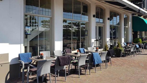 Bar Bistro DuCo Middelburg (by Fletcher) Terras