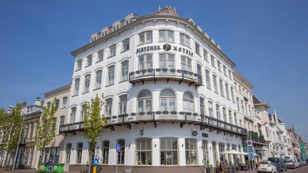 Bar Bistro DuCo Middelburg (by Fletcher) Het Hotel
