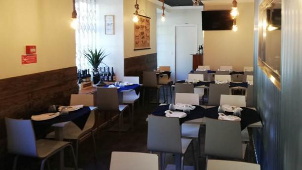 La Lombonera Steakhouse Sintra Vista do interior