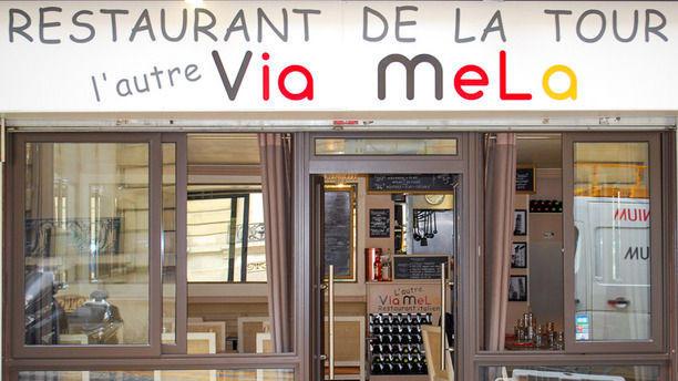Restaurant de la Tour, l'autre Via Mela
