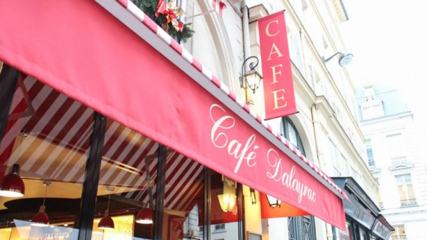 Café Dalayrac Devanture