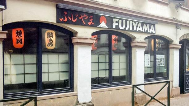 Fujiyama Devanture