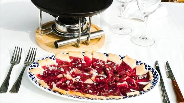 El Torreón del Pardo Sugerencias del chef