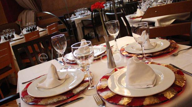 Divina La Cocina Vista mesa