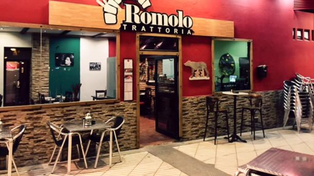 Trattoria Pizzeria Rómolo 2 Entrada