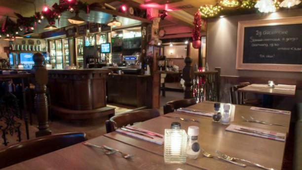 Ons Thuis Het restaurant